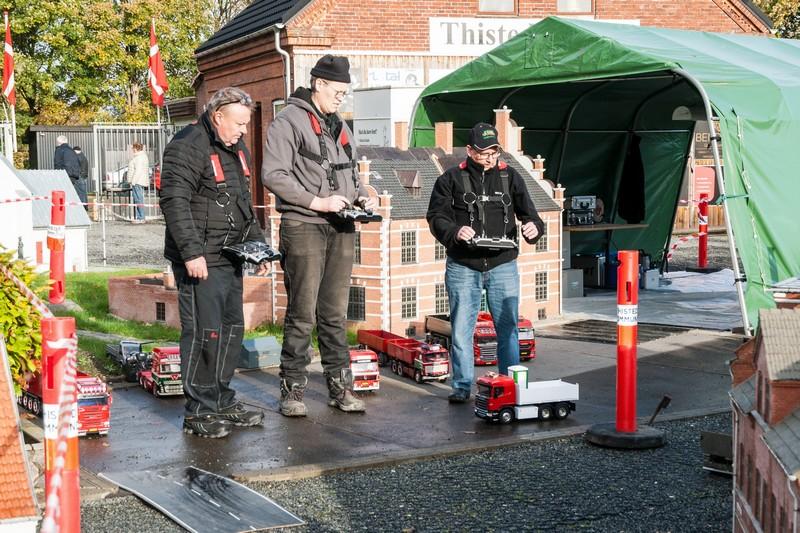 Truck stævne i Lilleby