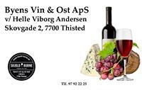 Byens Vin og Ost ApS