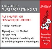 Tingstrup Murerforretning