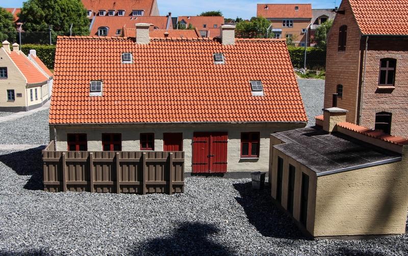 Baggården ved Toldbodgade 14