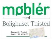 Møblér med Bolighuset Thisted
